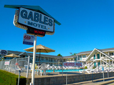Gables Motel in Wisconsin Dells