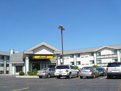 Super 8 Motel in Wisconsin Dells